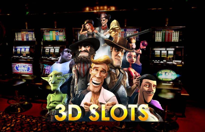 Unika 3D slots