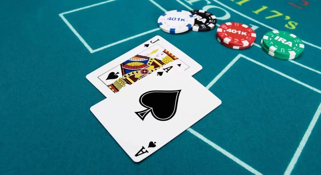 Blackjackbordet